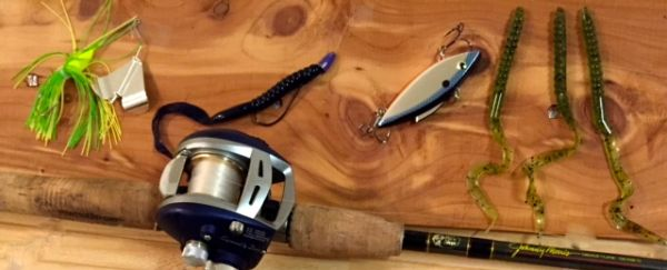 Best lures for lake d arbonne bass for Lake d arbonne fishing report