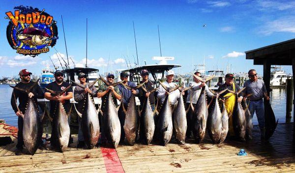 How do you catch wintertime yellowfin tuna out of venice la for Venice louisiana fishing